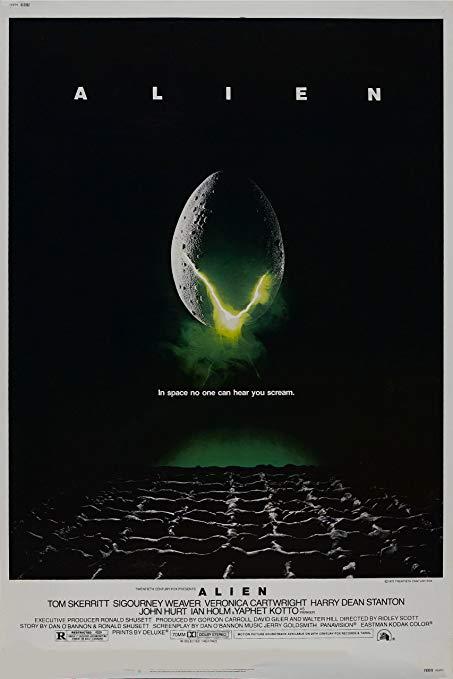 referencia a alien 1979