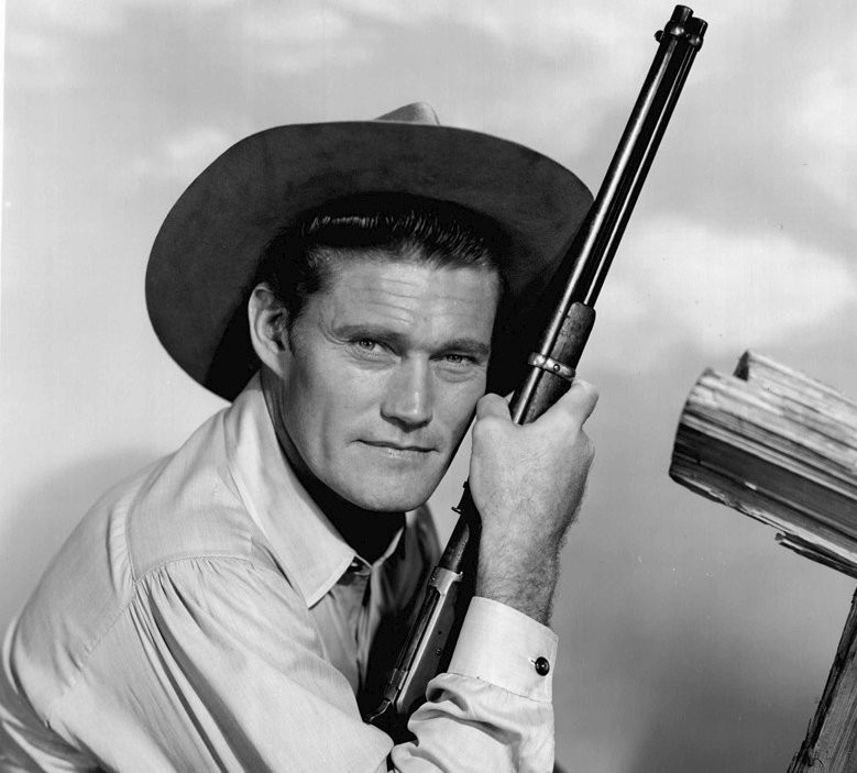 el hombre del rifle