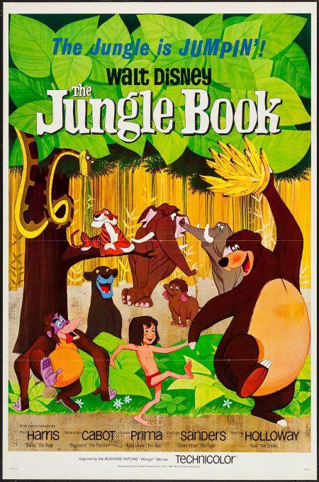 el libro de la selva disney