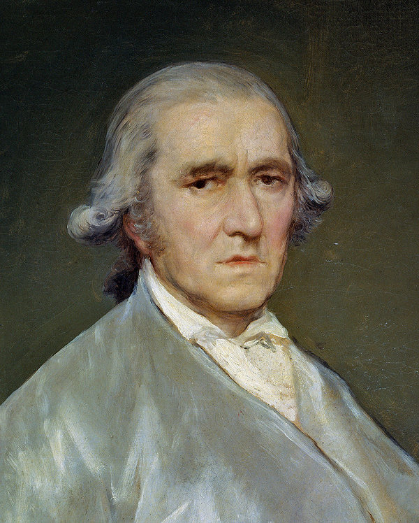 francisco bayeu retrato goya