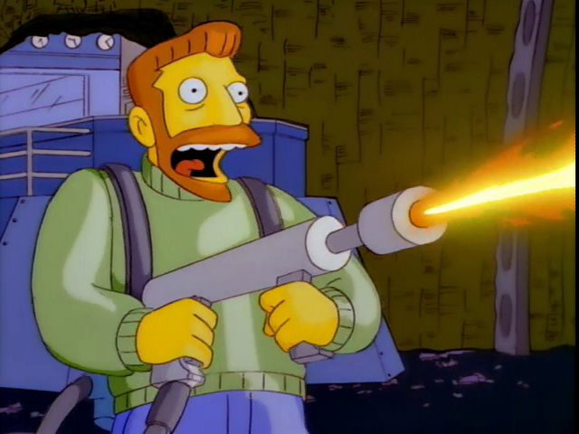 hank scorpio los simpsons explicados james bond