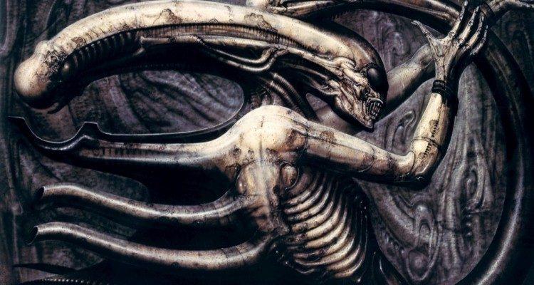 arte hr giger alien