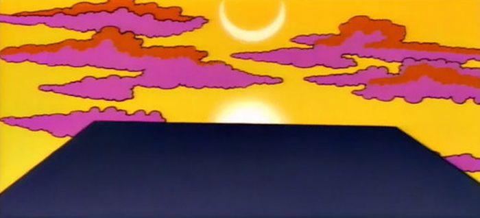 2001 odisea espacial los simpsons monolito