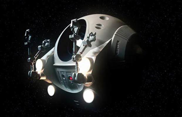 2001 odisea espacial nave con brazos