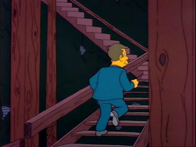 skinner escaleras