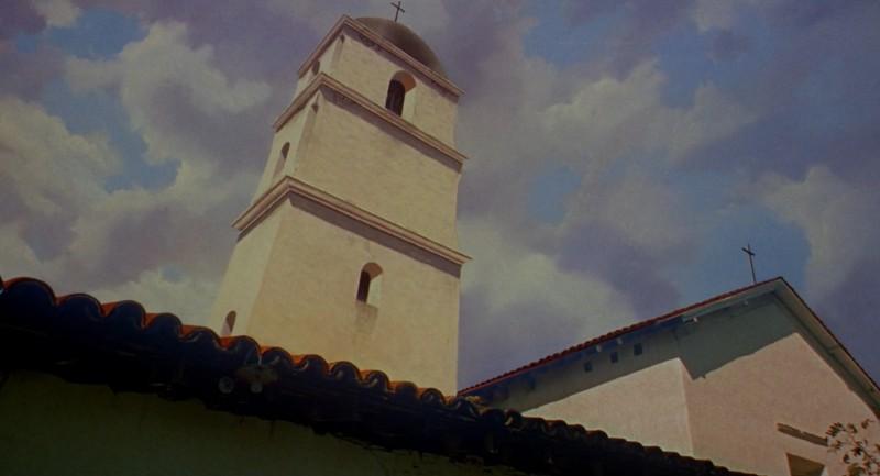 torre vértigo desde abajo