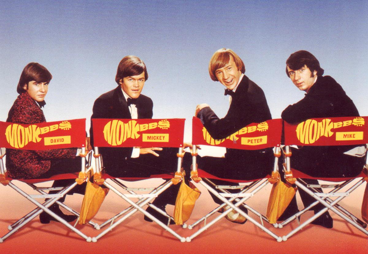 Los Monkees, la banda que le gustaba a Marge Simpson