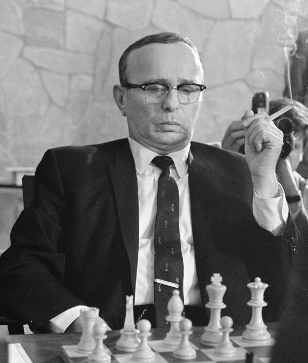 Samuel Reshevsky en 1968