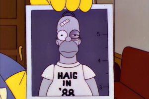 homero haig in 88 los simpsons explicados
