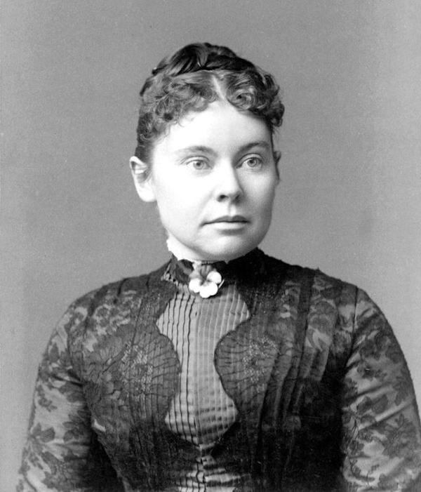 lizzie borden en 1890
